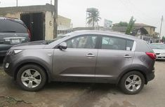 Kia Sportage 2012 Silver Model for sale