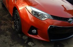 Almost brand new Toyota Corolla Petrol