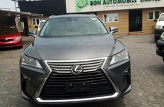 Tokunbo Lexus Rx350 2016 Gray for sale