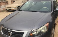 Honda Accord 2008 Black  for sale