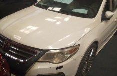 Nigerian Used Volkswagen Passat 2009 White for sale