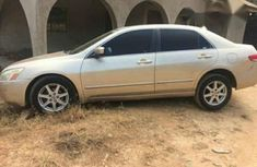 Clean Honda Accord EOD 2002 Blue for sale