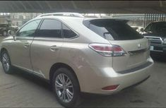 Used Lexus RX350 2013 Gray for sale