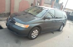 Honda Odyssey 2004 Green for sale