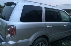 Honda Pilot 2006 Silver for sale