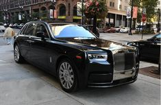 Rolls-Royce Phantom 2019 Black for sale