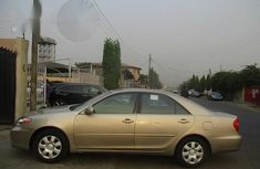 Toyota Camry 2004 Gold for sale