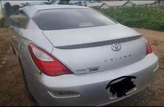 Toyota Solara 2007 Silver for sale