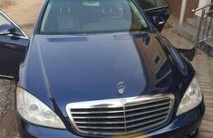 Neatly Used 2008 Mercedes Benz S550 #Abuja for sale