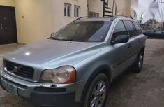 Volvo XC 90 2004 Green for sale