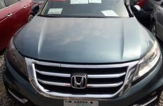 Honda Accord Crosstour 2013 Gray for sale