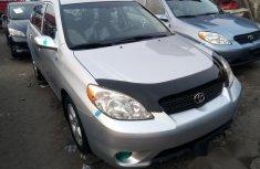 Toyota Matrix 2006 Silver for sale