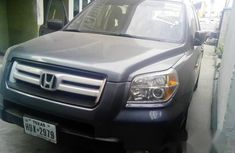 Honda Pilot 2008 Blue for sale