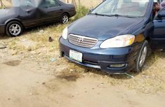 Very Neat Toyota Corolla Sports 2004 Blue for sale
