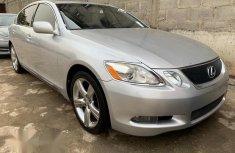 Lexus GS350 2007 Silver for sale