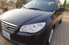 Hyundai Elantra 2008 Black for sale