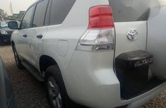 Used Toyota Landcruiser Prado 2013 White for sale