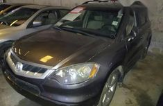 Acura RDX 2007 Brown for sale