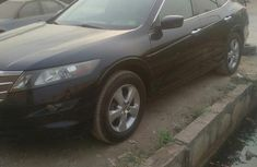 Clean Honda Accord CrossTour 2010 Black for sale