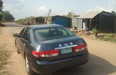 Clean Honda Accord 2004 Black For Sale