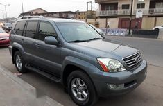 Clean Tokunbo Lexus GX470 2004 Gray For Sale