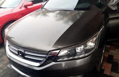 Honda Accord 2013 Gray for sale