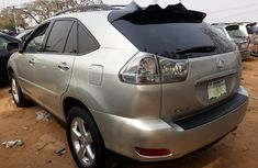 Silver 2006 Lexus RX for sale in Lagos