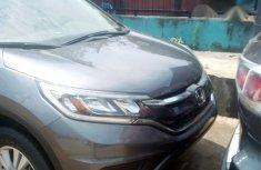 Tokunbo Honda CR-V 2016 Gray for sale