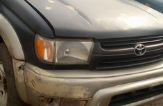 Nissan Pathfinder 1999 Black for sale