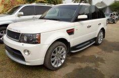 Land Rover Range Rover 2013 White for sale
