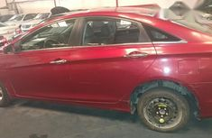 Hyundai Sonata 2013 Red for sale