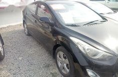 Super Clean Hyundai Elantra 2013 Black for sale