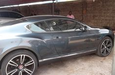 Locally Used 2012 Bentley T-Type for sale in Lagos