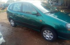 Nissan Almera 2005 Green for sale