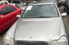 Mercedes-Benz C240 2003 Gray for sale