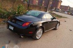 Lexus Sc430 2004 Black for sale