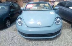 Volkswagen Beetle 2015 Petrol Automatic Blue for sale