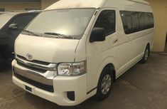 2016 Toyota HiAce Manual Petrol well maintained for sale