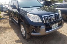 Toyota Land Cruiser Prado 2012 Black for sale
