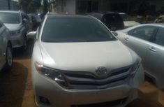 Toyota Venza 2015 White for sale