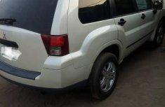 Mitsubishi Endeavor 2007 White for sale