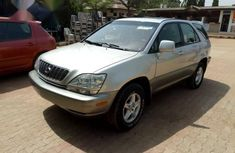 Tokunbo Lexus RX 300 2002 Silver