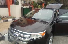 Ford Edge 2014 Brown for sale