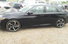 Honda Accord 2018 Black For Sale