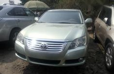 Toyota Avalon 2007 Green for sale