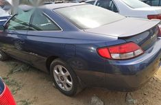 Toyota Solara 2000 Blue for sale