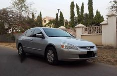 Tokunbo Honda Accord 2004 Silver for sale