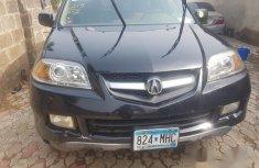 Tokunbo Acura MDX 2005 Black for sale