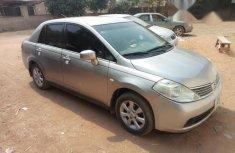 Nissan Tilda 2007 Silver for sale