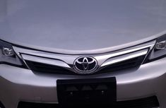 Toyota Camry 2012 Silver for sale
